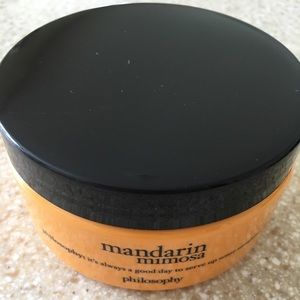Philosophy body soufflé cream